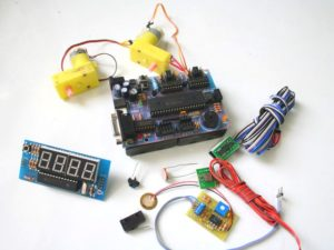 GoGo Board with sensors and actuators